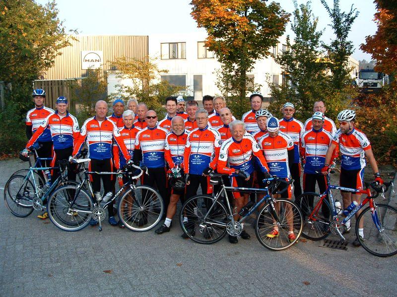 T.C.Barrhopoort Wielrennen Barendrecht